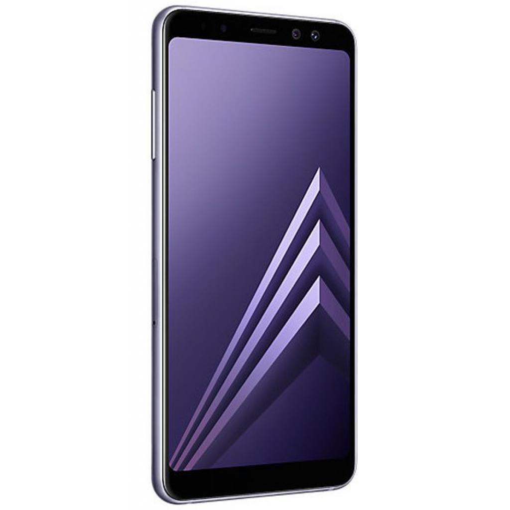 Мобильный телефон Samsung SM-A530F (Galaxy A8 Duos 2018) Orchid Gray (SM-A530FZVDSEK)