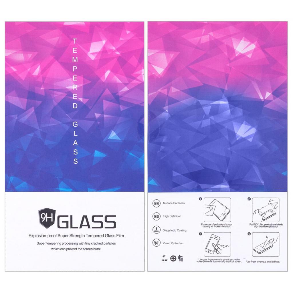 Стекло защитное Laudtec для Galaxy A3 2017 3D Black (LTG-A317)