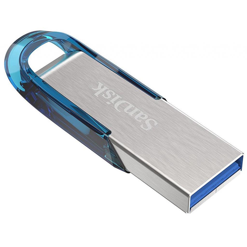 USB флеш накопитель SANDISK 32GB Ultra Flair Blue USB 3.0 (SDCZ73-032G-G46B)