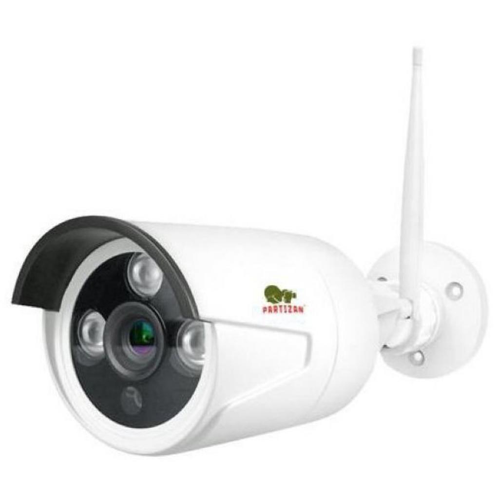 Комплект видеонаблюдения Partizan Outdoor Wireless Kit LCD 2MP 4xIP (81529)
