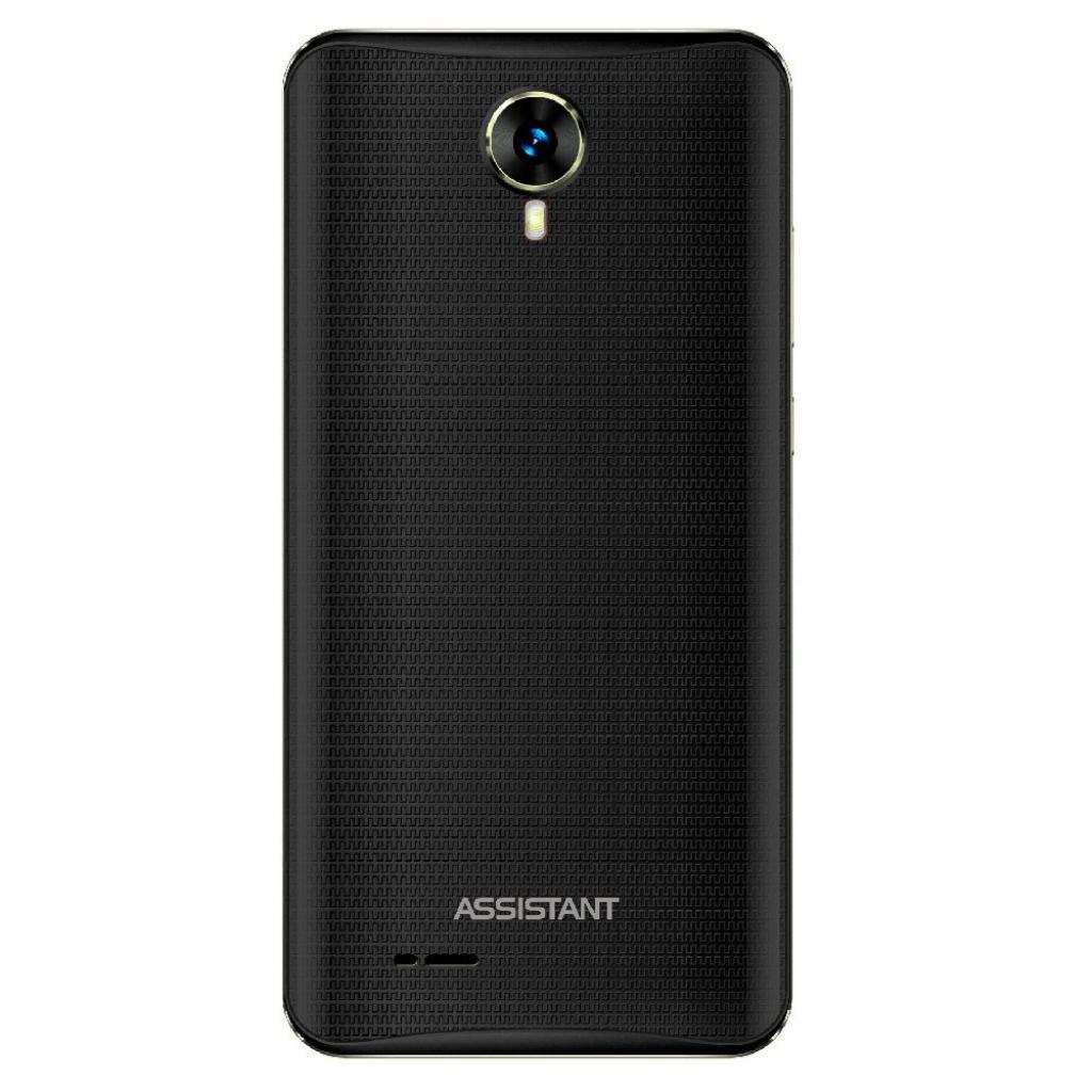 Мобильный телефон Assistant AS-5421 Black (0873293011288)