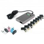 Блок питания к ноутбуку PORTO 70W, DC 15-24V (регулируемый), 4A max, + USB 5V,1A (MN-505I)