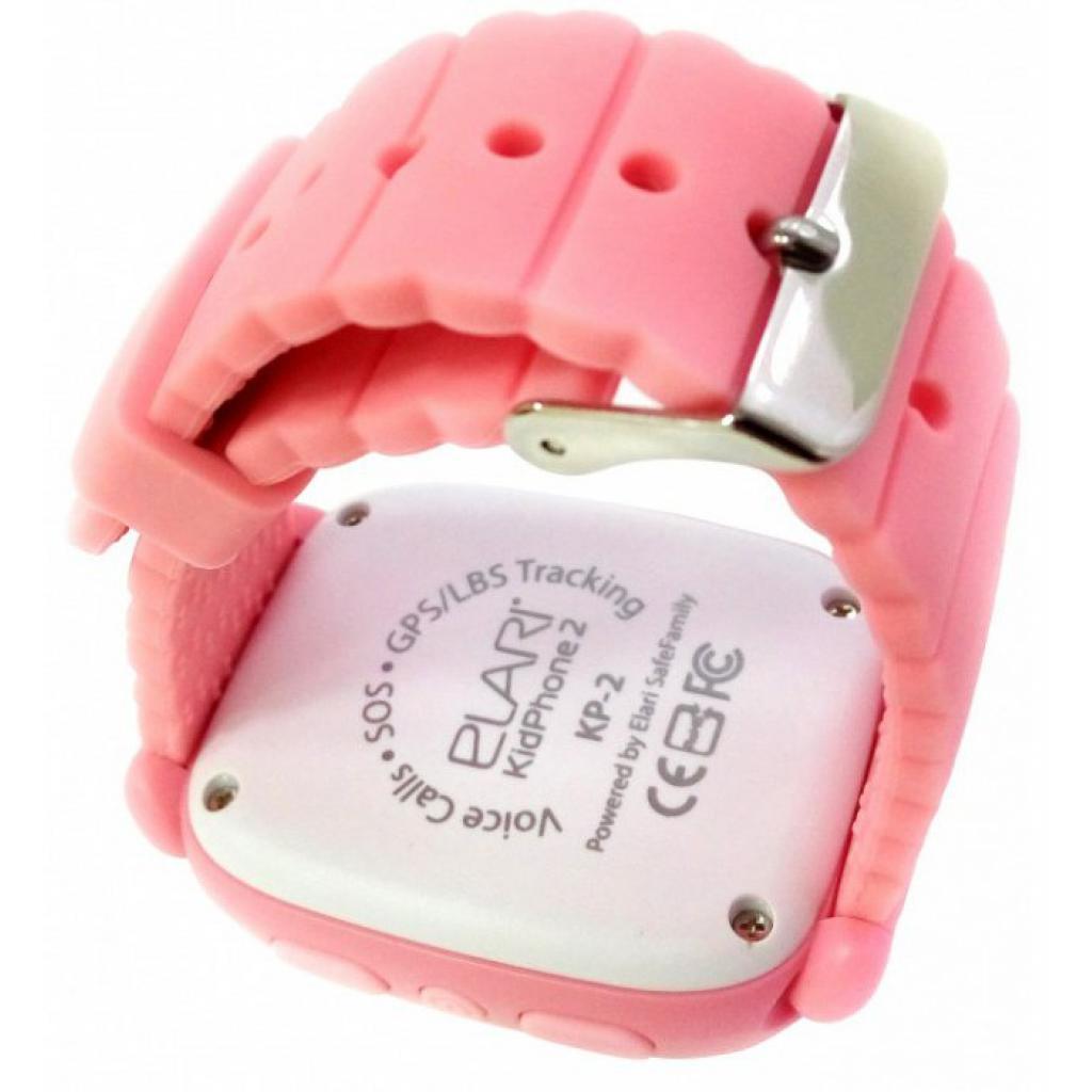 Смарт-часы ELARI KidPhone 2 Pink (KP-2P)