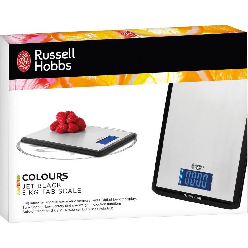 Весы кухонные Russell Hobbs BW01933B