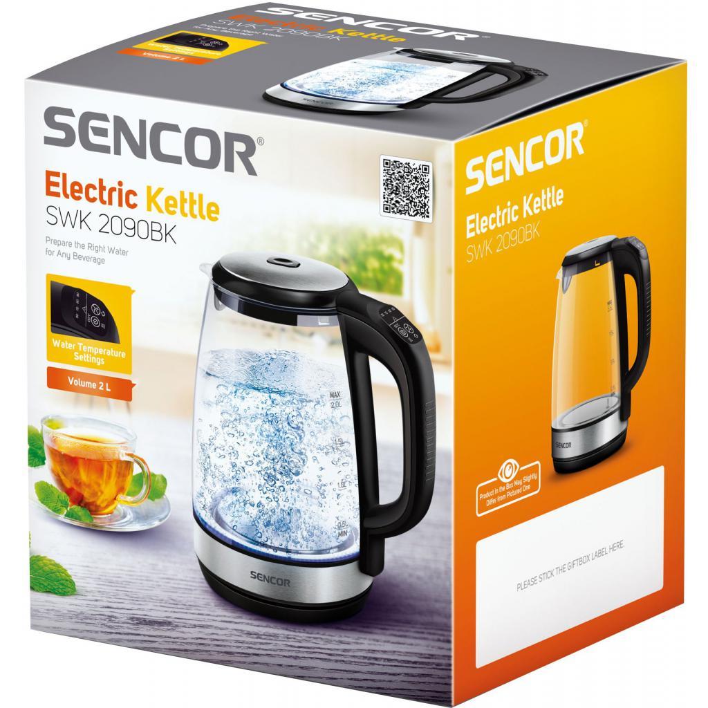 Электрочайник Sencor SWK2090BK