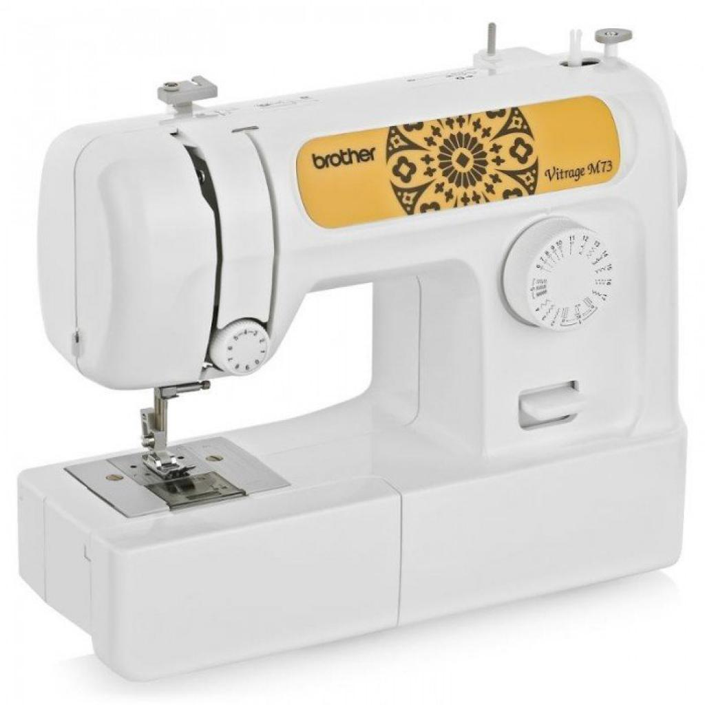 Швейная машина Brother VitrageM73