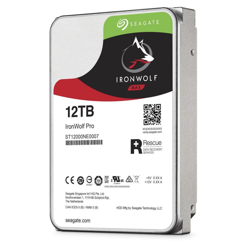 "Жесткий диск 3.5"" 12TB Seagate (ST12000NE0007)"
