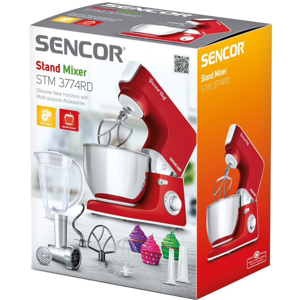Кухонный комбайн Sencor STM3774RD