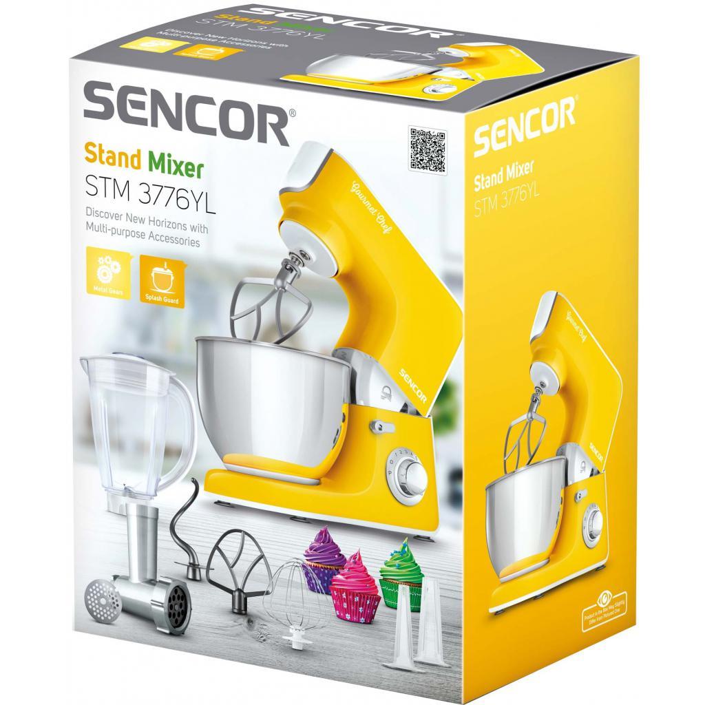 Кухонный комбайн Sencor STM3776YL