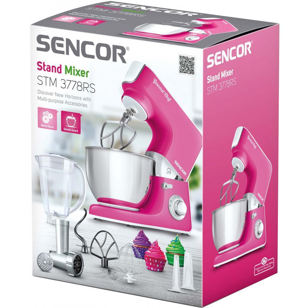 Кухонный комбайн Sencor STM3778RS