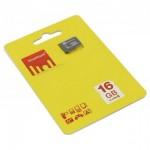 Карта памяти STRONTIUM Flash 16G microSD class 6 (SR16GTFC6R)