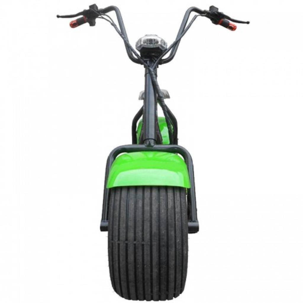 Электробайк PrologiX ES8004 1000W green (ES8004-1000-green)