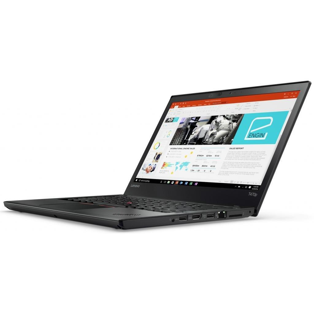 Ноутбук Lenovo ThinkPad T470P (20J60044RT)