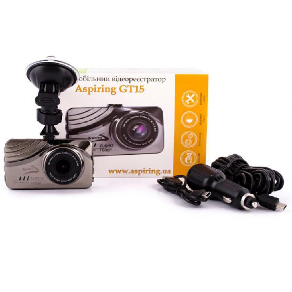 Видеорегистратор Aspiring GT15
