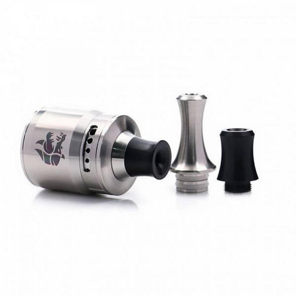 Атомайзер Geekvape Ammit MTL RDA Silver (GKAMMLTS)