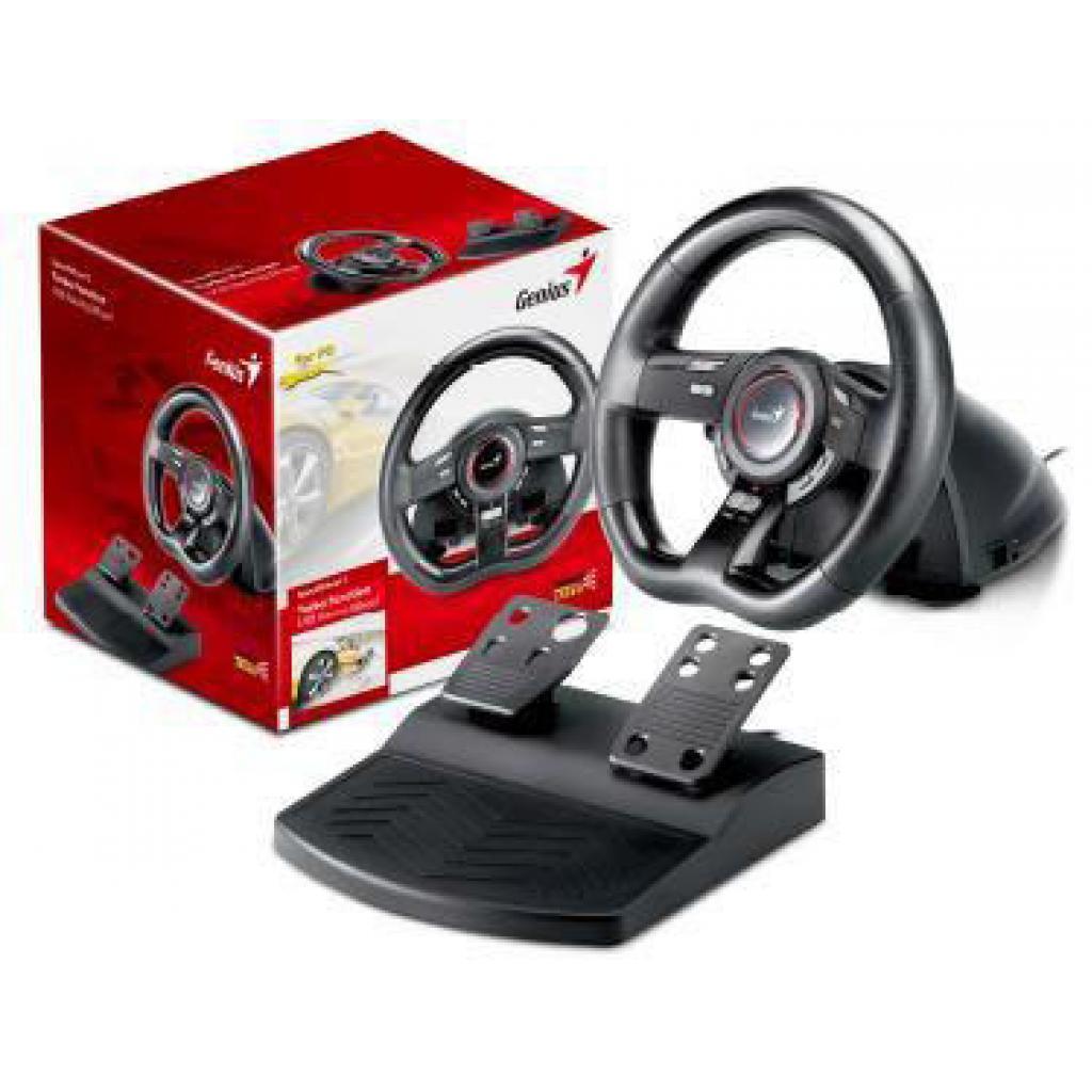 Руль Genius Speed Wheel 5 (PC/ PS3) (31620018100)