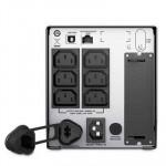 Источник бесперебойного питания APC Smart-UPS 750VA LCD (SMT750I)