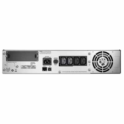 Источник бесперебойного питания APC Smart-UPS RM 1500VA 2U LCD (SMT1500RMI2U)