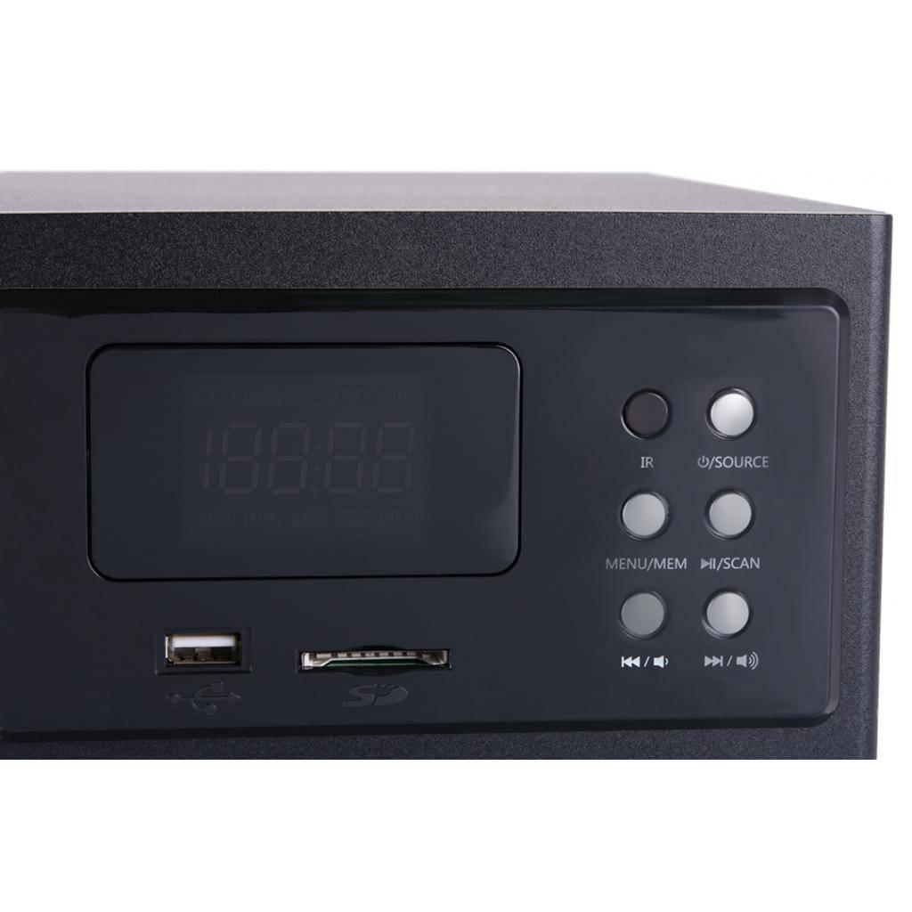 Акустическая система F&D A-555U black