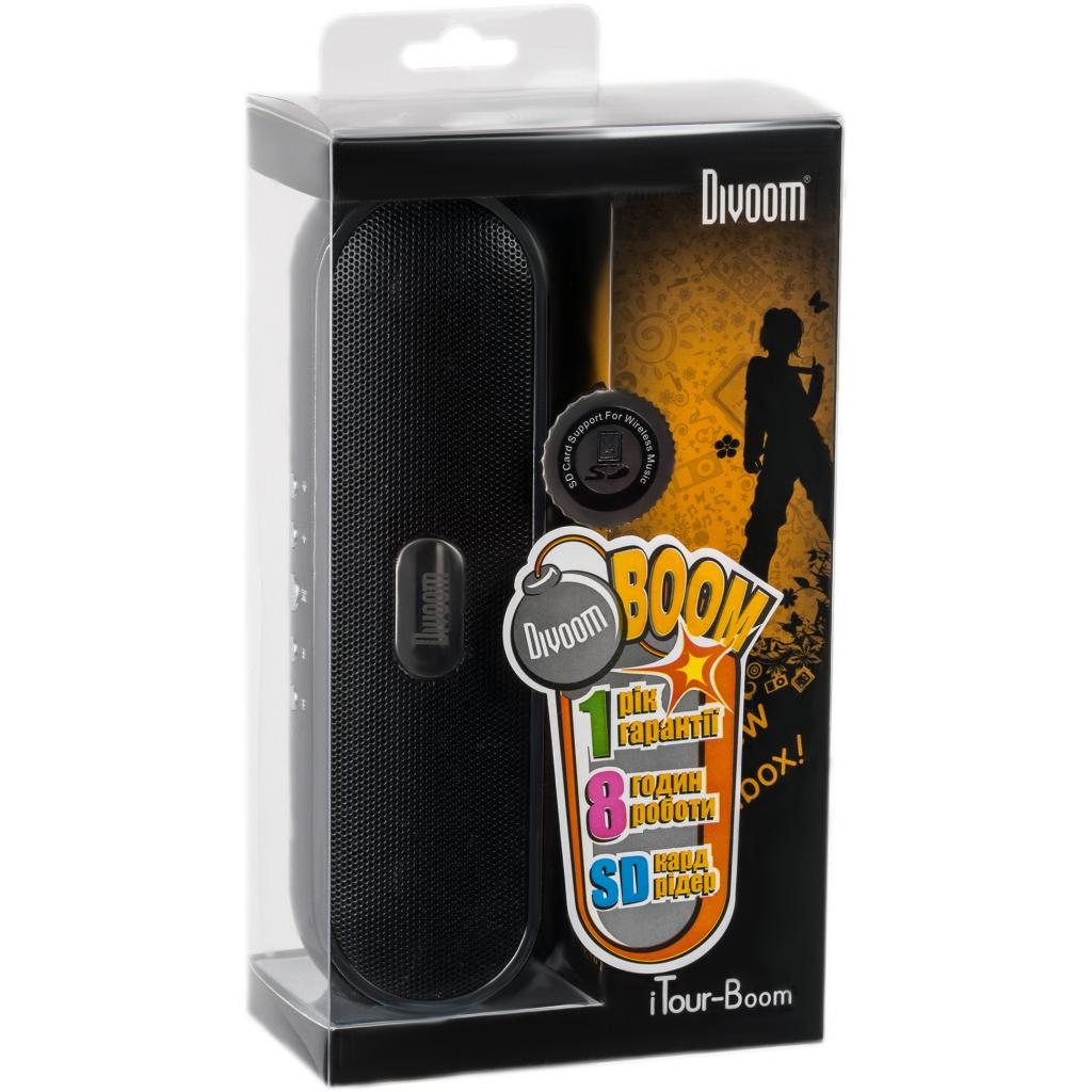 Акустическая система iTour-Boom Divoom (iTour-Boom Jack, black)