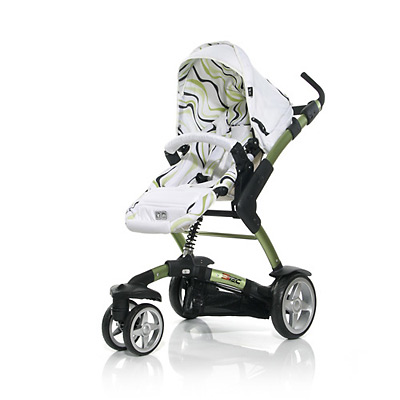 Универсальная коляска ABC Design 3 Tec