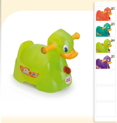 Детский горшок Okbaby Quack