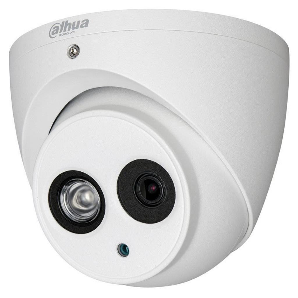 Камера видеонаблюдения Dahua DH-HAC-HDW1200EMP-A-S3 (03706-05101)