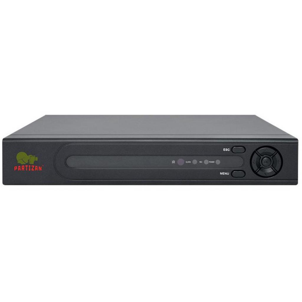 Регистратор для видеонаблюдения Partizan NVM-421 POE v1.0 (81514)