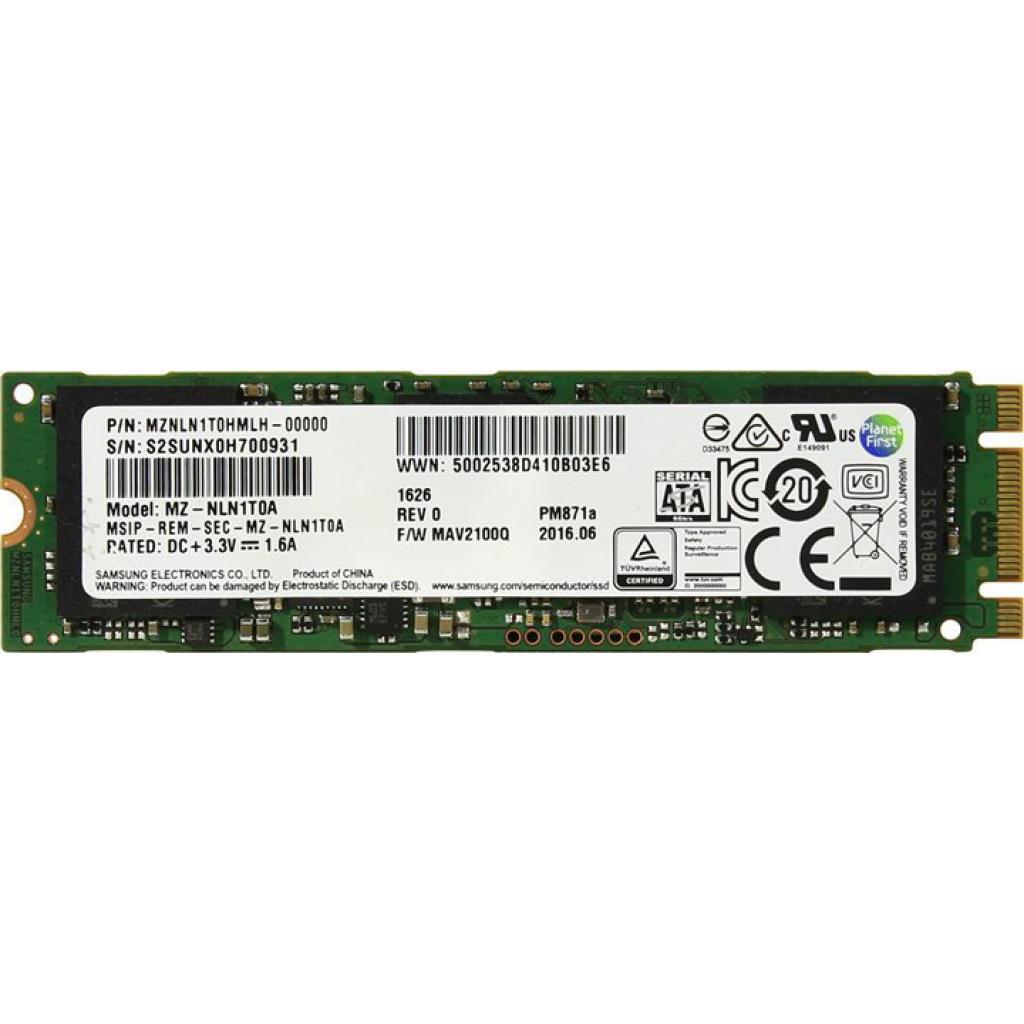 Накопитель SSD M.2 2280 1TB Samsung (MZNLN1T0HMLH)