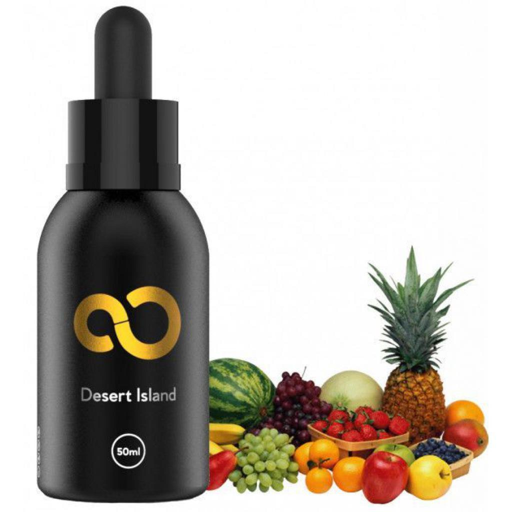 """Жидкость для электронных сигарет Credo """"Desert Island"""" 3 мг/мл 50 мл (CR-DI-3)"""