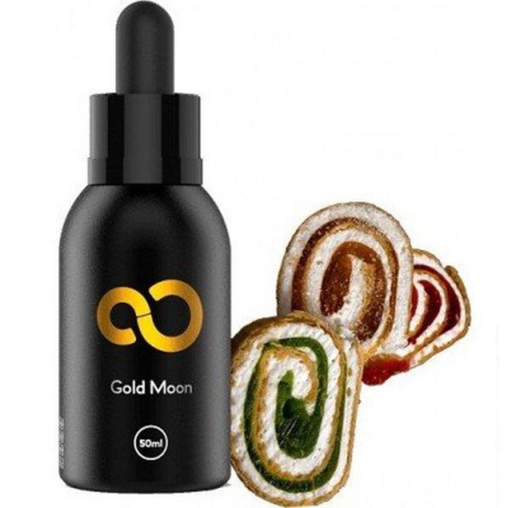 """Жидкость для электронных сигарет Credo """"Gold Moon"""" 6 мг/мл 50 мл (CR-GM-6)"""