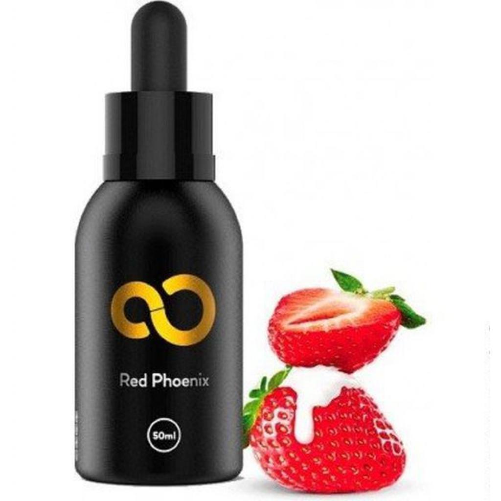 "Жидкость для электронных сигарет Credo ""Red Phoenix"" 6 мг/мл 50 мл (CR-RP-6)"
