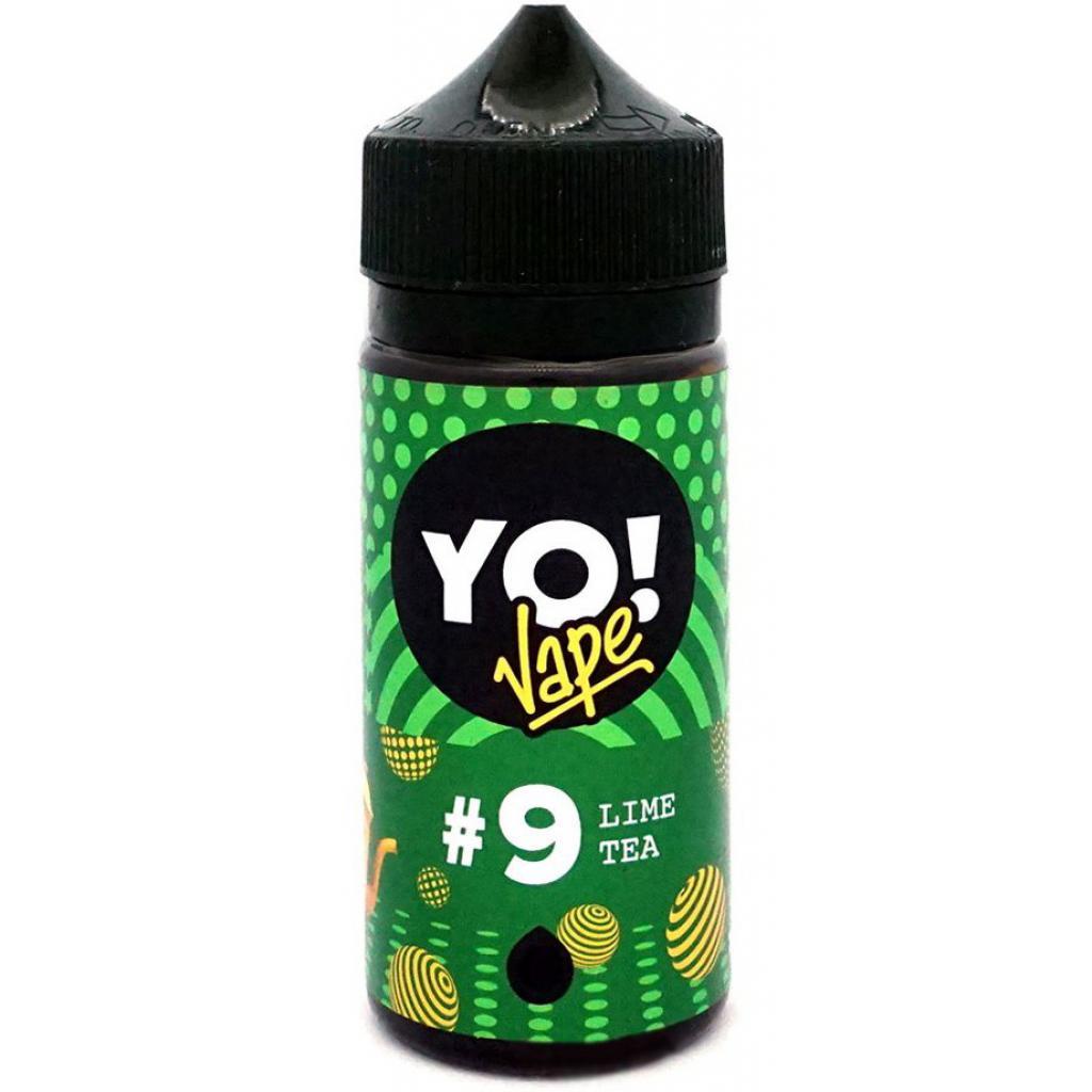 "Жидкость для электронных сигарет YO! Vape ""Ice Grape Raspberry"" 0 мг 100 мл (YO-IGR-100-0)"