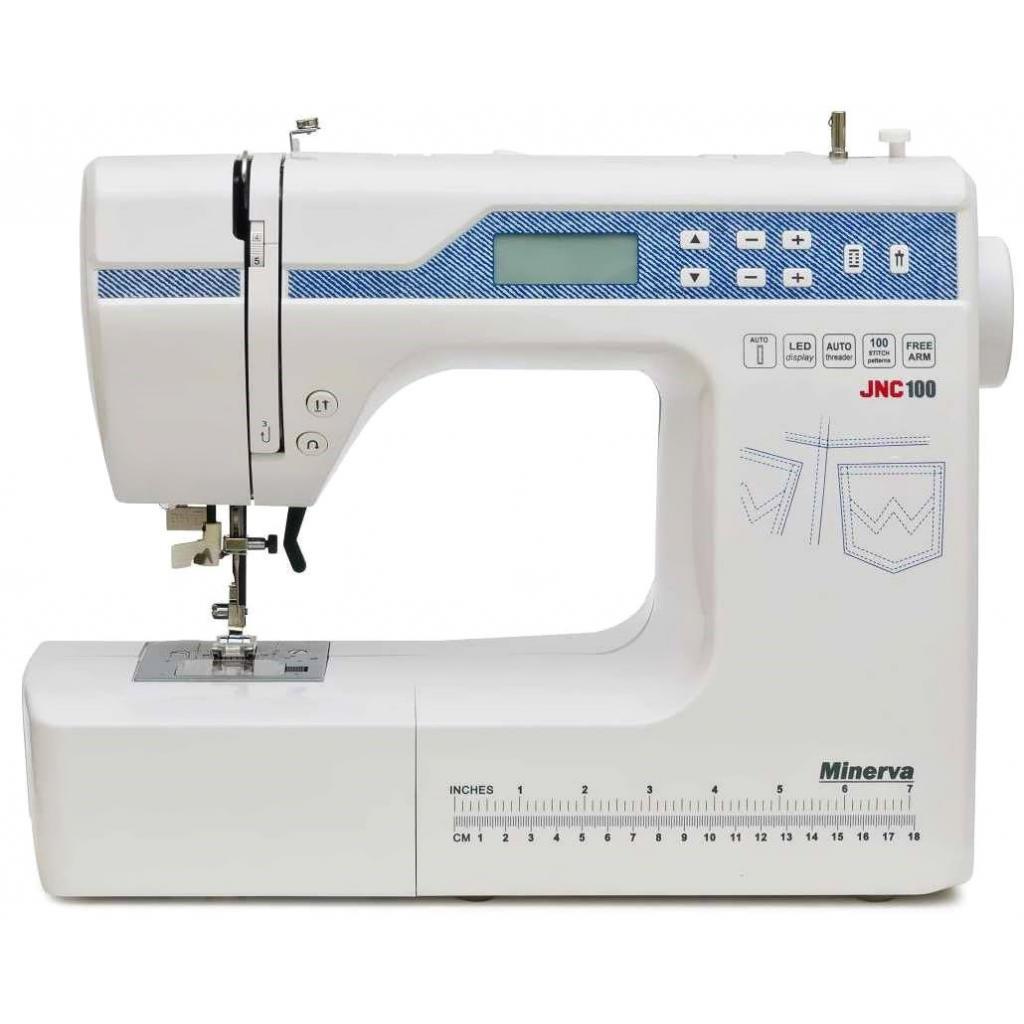 Швейная машина Minerva M-JNC100