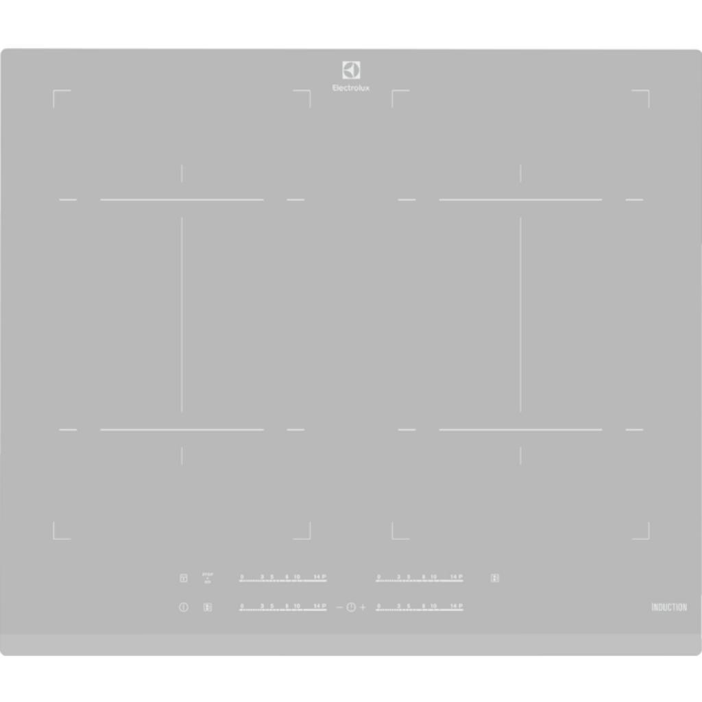 Варочная поверхность ELECTROLUX EHL6540FOS
