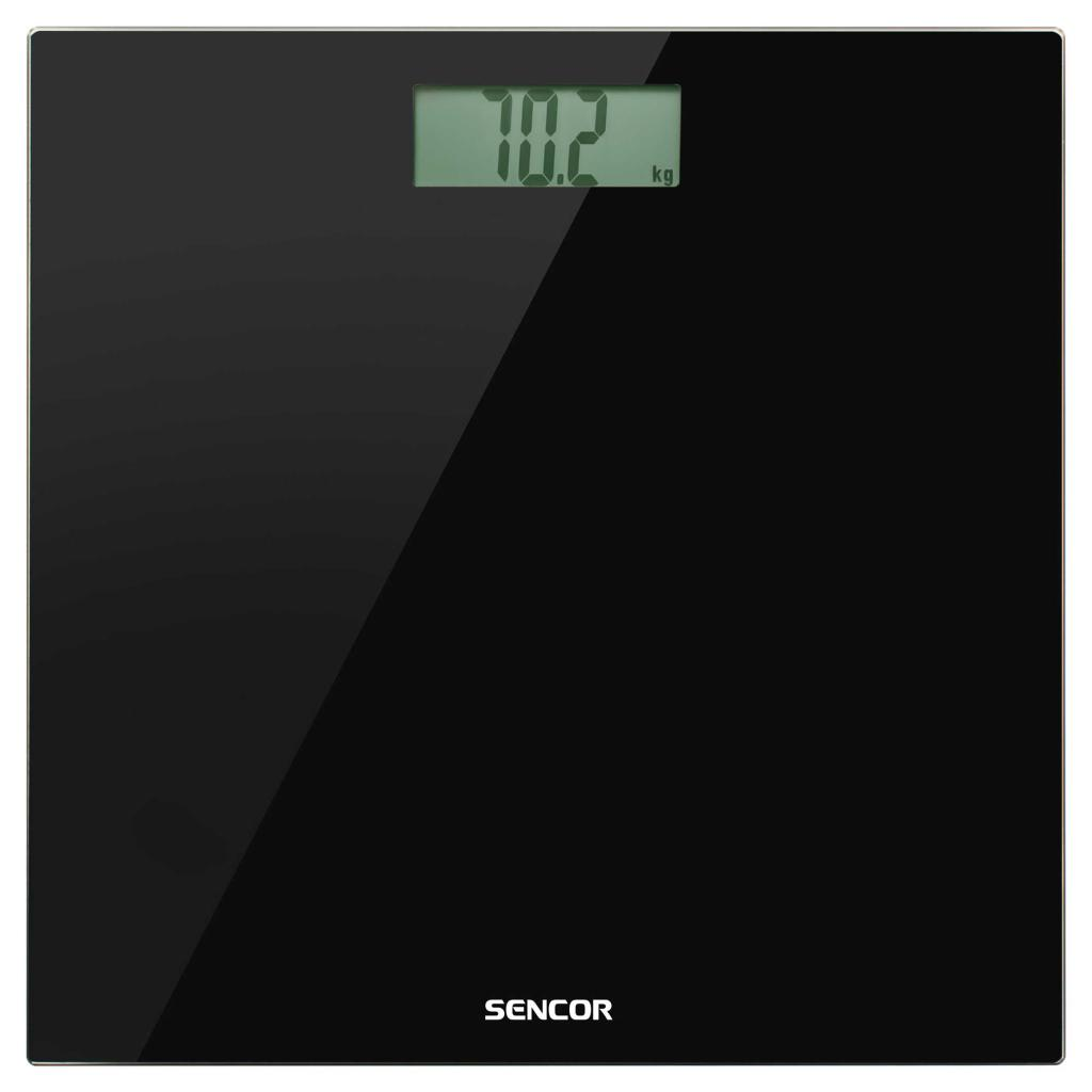 Весы напольные Sencor SBS2300BK