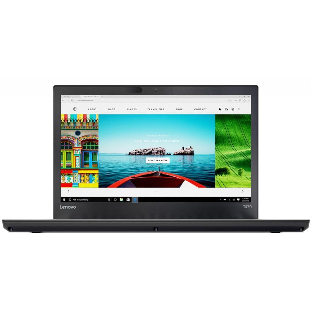 Ноутбук Lenovo ThinkPad T470 (20HD005NRT)