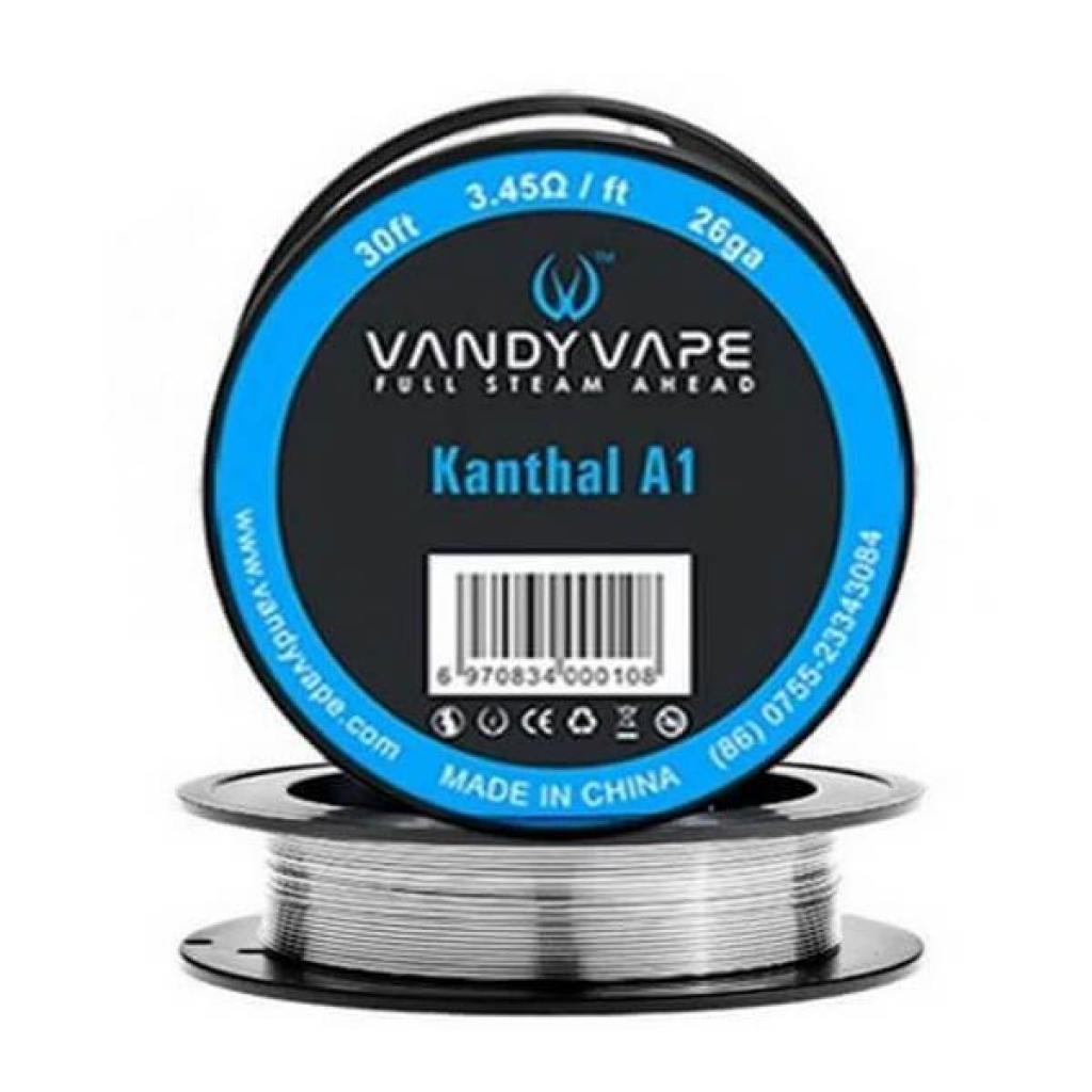 Проволока для спирали Vandy vape Kanthal A1 40AWG 30m (VVK140)