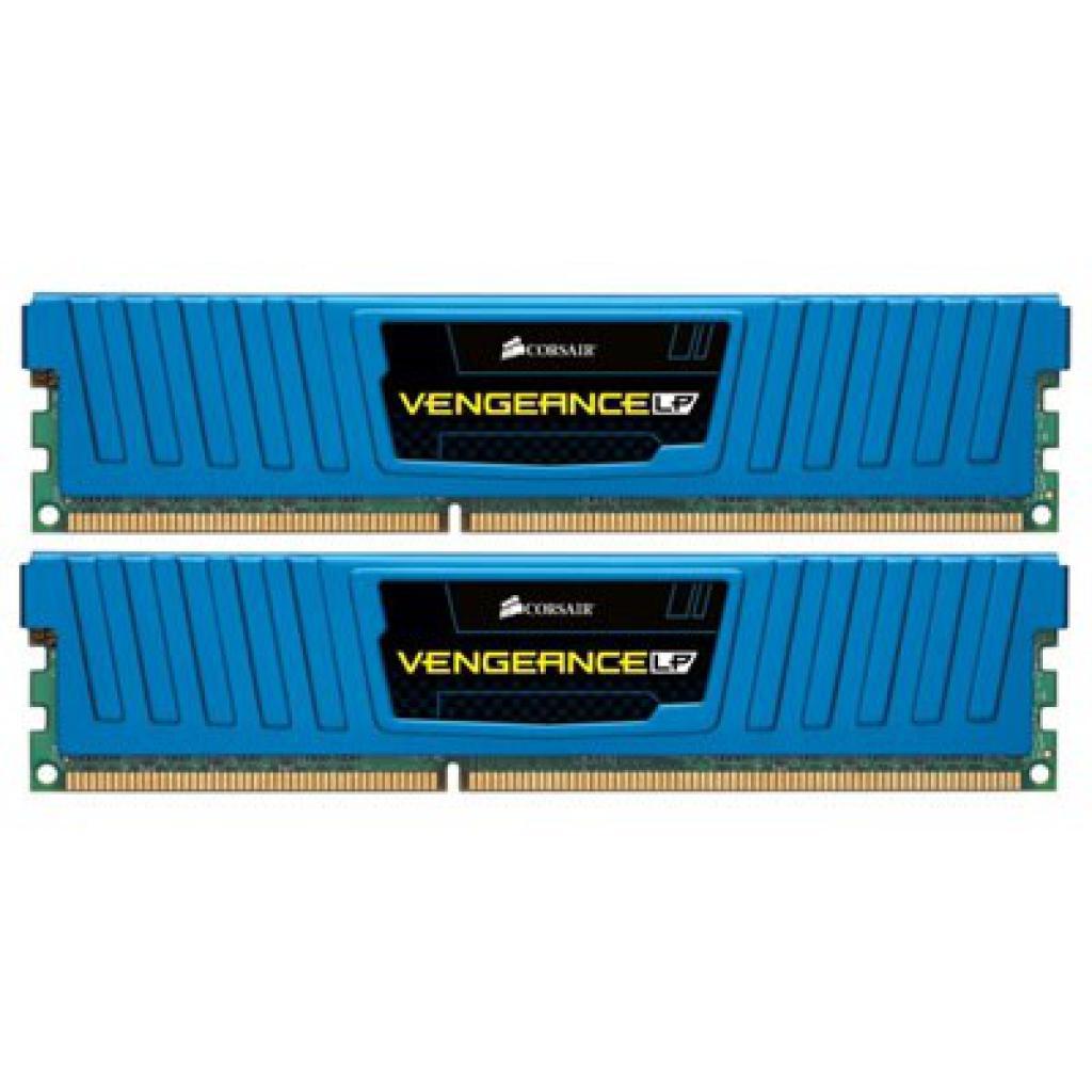Модуль памяти для компьютера DDR3 4GB (2x2GB) 1600 MHz CORSAIR (CML4GX3M2A1600C9B)