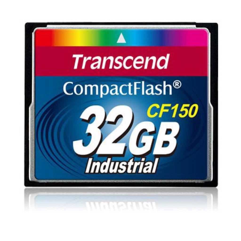 Карта памяти Transcend 32Gb Compact Flash 150x (TS32GCF150)