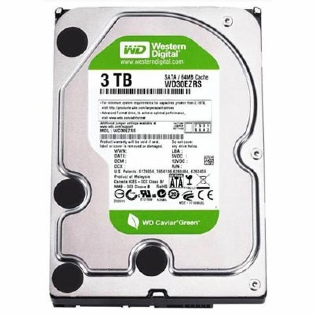 "Жесткий диск 3.5"" 3TB Western Digital (WD30EZRX)"