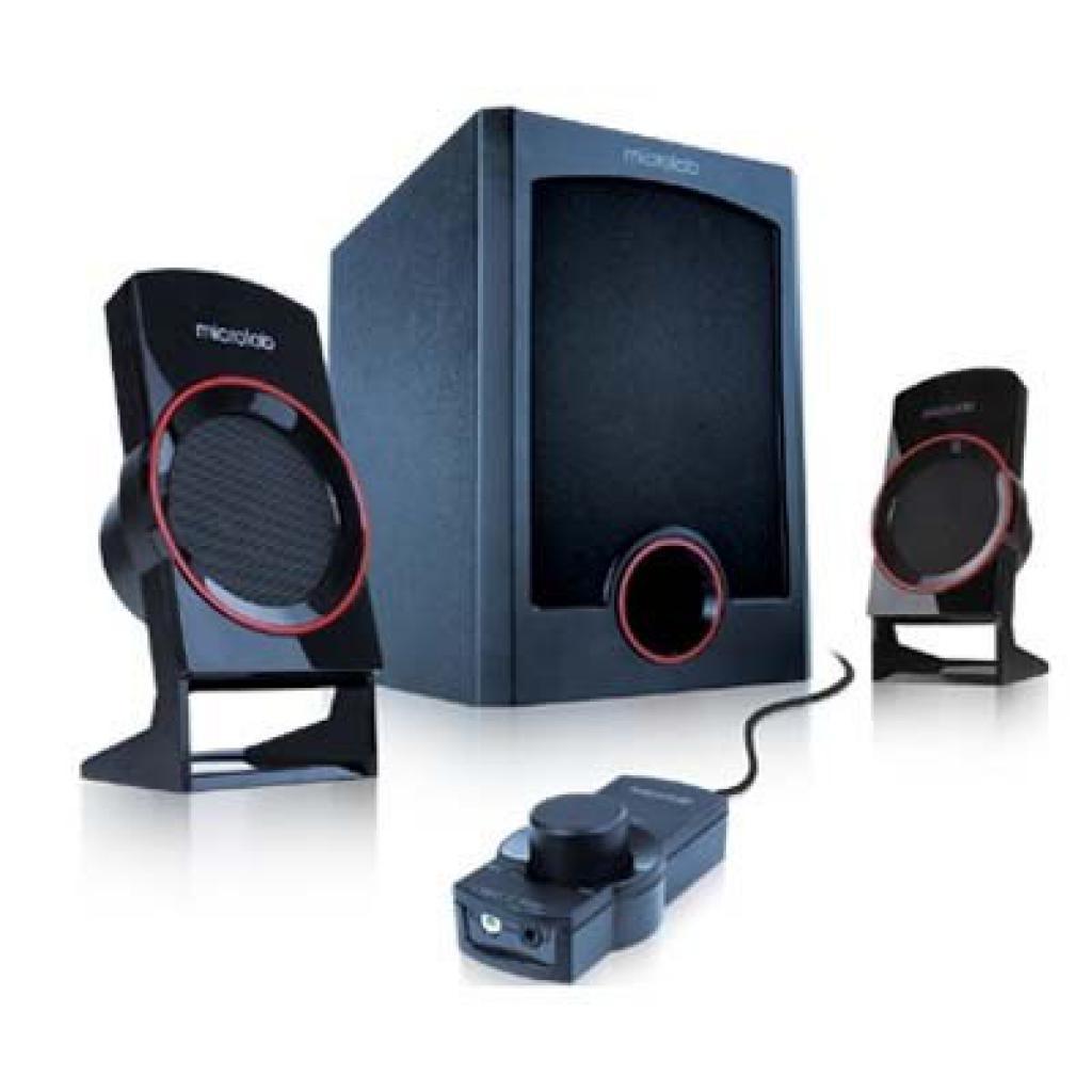 Акустическая система M-111 black Microlab