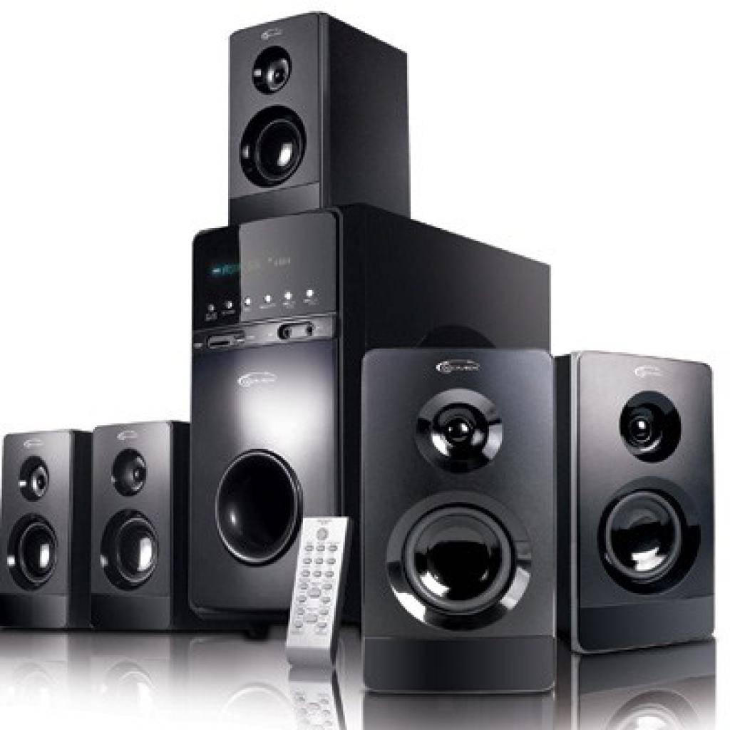 Акустическая система HT-3050 black GEMIX