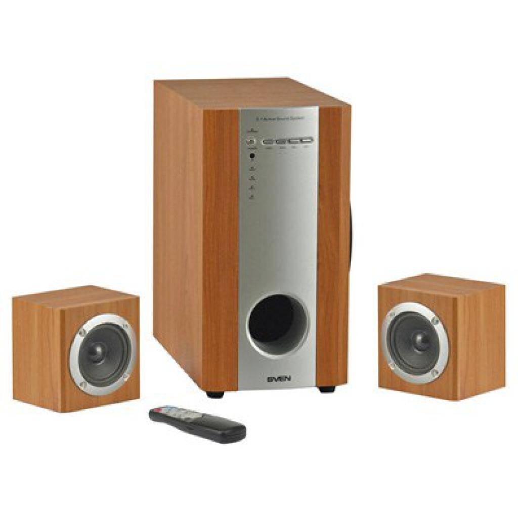Акустическая система SVEN MS-1060R wooden