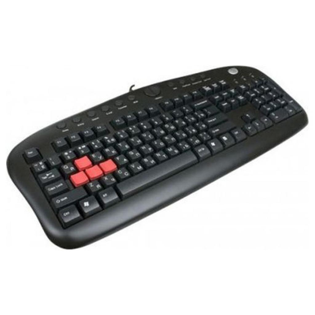 Клавиатура A4tech KB-28 Game master (KB-28G-USB)