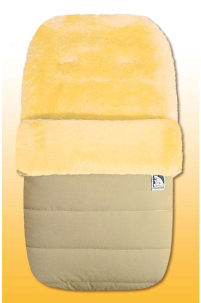 Спальный конверт на овчине Heitmann Felle