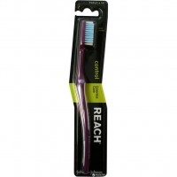 Зубная щетка Reach Control средняя (3574660482263)