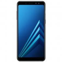 Мобильный телефон Samsung SM-A530F (Galaxy A8 Duos 2018) Black (SM-A530FZKDSEK)