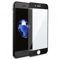 Стекло защитное Laudtec для Apple iPhone 8 Plus 3D Black (LTG-AI8P3D)
