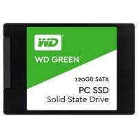 """Накопитель SSD 2.5"""" 120GB Western Digital (WDS120G2G0A)"""